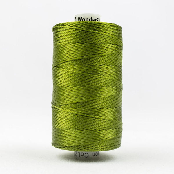 RZ2235 - Rayon Avocado Thread 8wt - wonderfil-online-eu