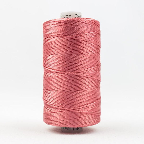 RZ2514 - Rayon Coral Rose Thread 8wt - wonderfil-online-eu