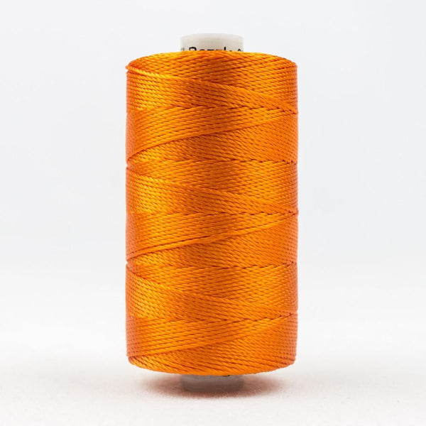 RZ27 - Rayon Orange Thread 8wt - wonderfil-online-eu