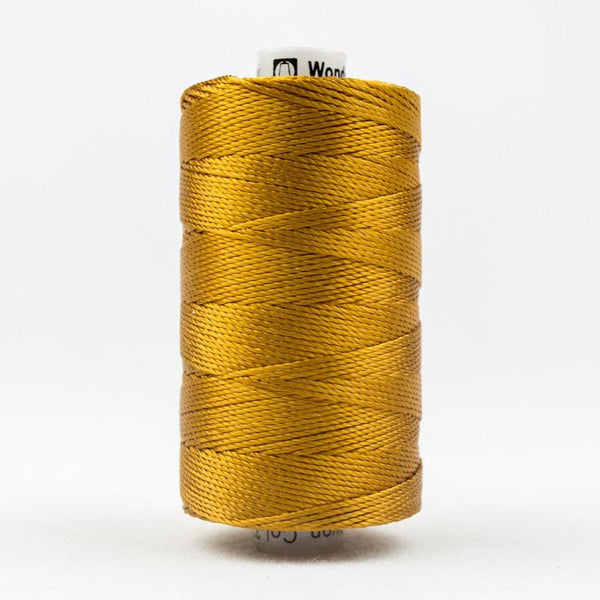 RZ328 - Rayon Golden Brown Thread 8wt - wonderfil-online-eu