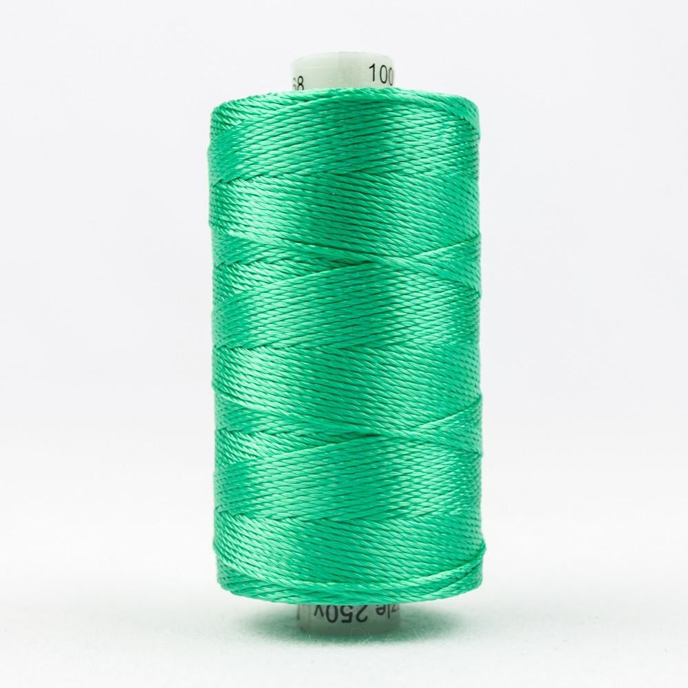 RZ68 - Rayon Sea Foam Green Thread 8wt - wonderfil-online-eu