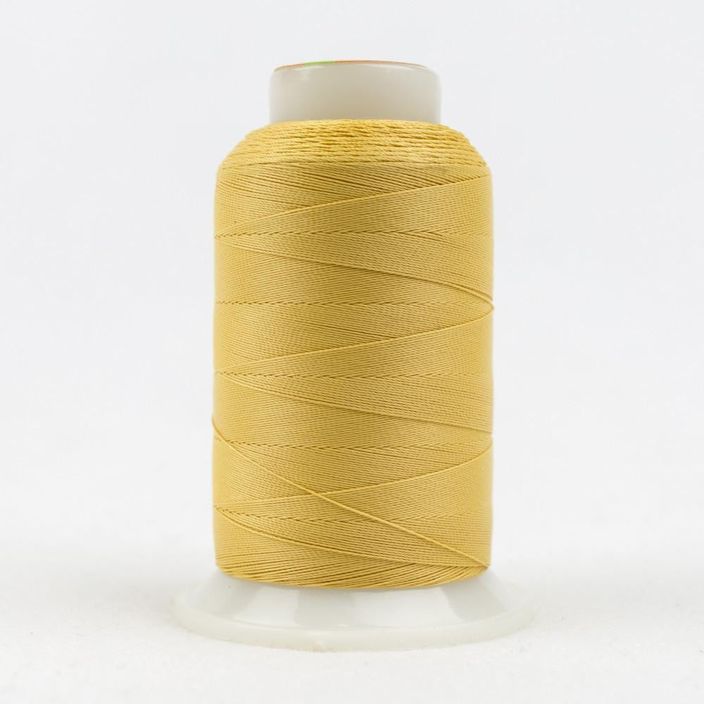 SC12 - Cotton Golden Sand Thread 35wt - wonderfil-online-eu