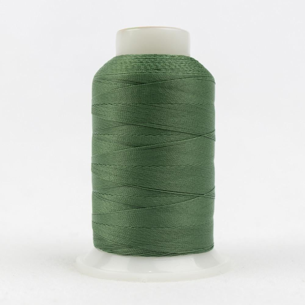 SC18 - Cotton Pine Green Thread 35wt - wonderfil-online-eu