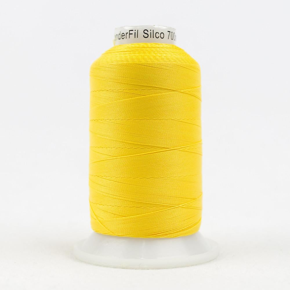SC19 - Cotton Yellow Thread 35wt - wonderfil-online-eu