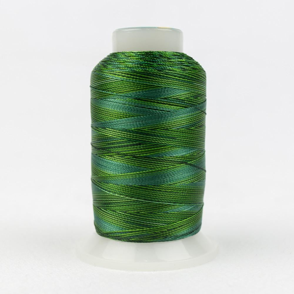 SD03 - Rayon Multi Greens Thread 30wt - wonderfil-online-eu