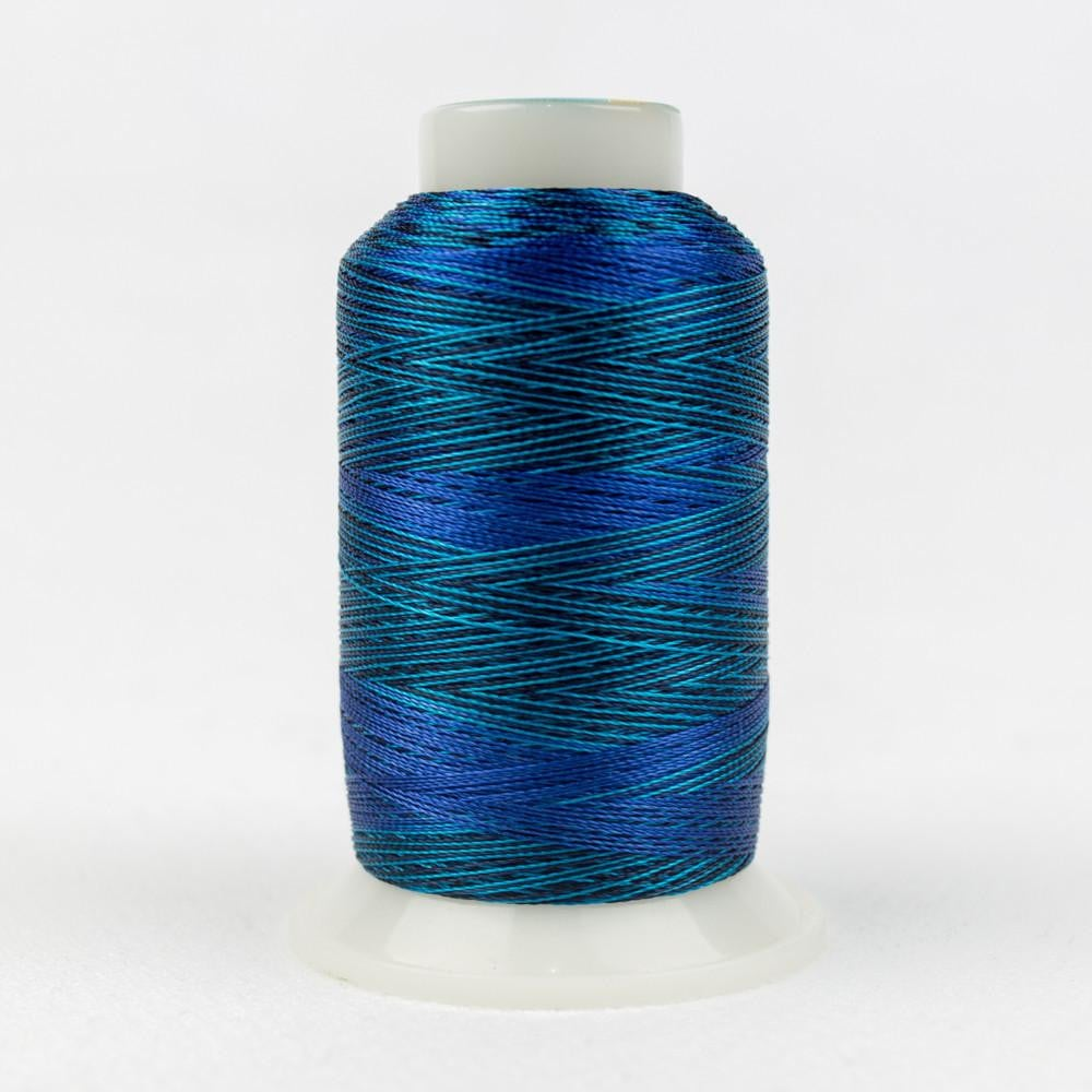 SD04 - Rayon Mediterranean Blues Thread 30wt - wonderfil-online-eu