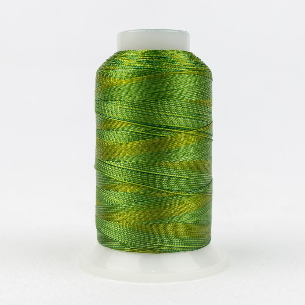 SD16 - Rayon Green Foliage Thread 30wt - wonderfil-online-eu