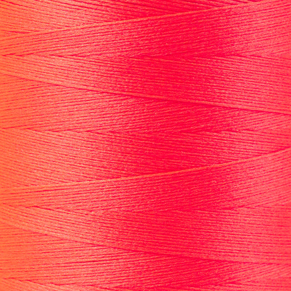 SL12 - SoftLoc™ Wooly Poly Neon Red Thread