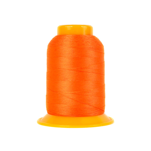 SL34 - SoftLoc™ Wooly Poly Neon Orange Thread