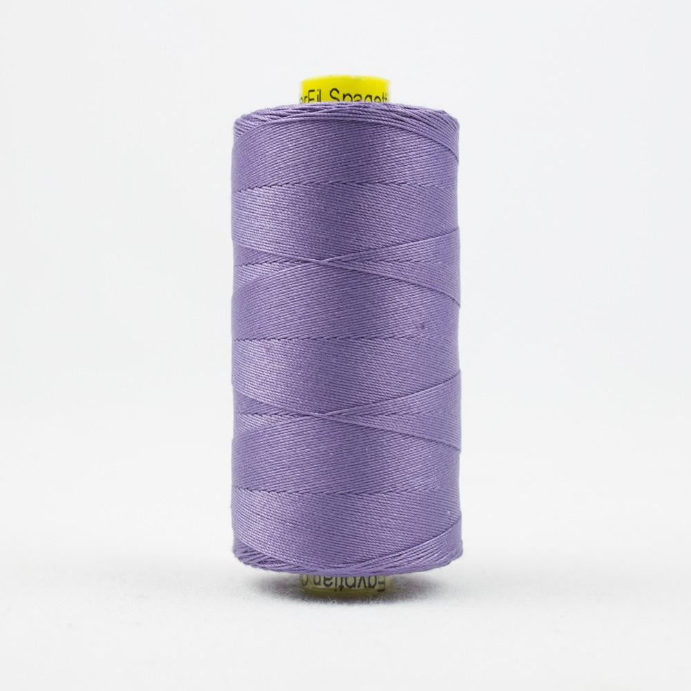 SP29 - Spagetti 12wt Egyptian Cotton Lavender Thread - wonderfil-online-eu