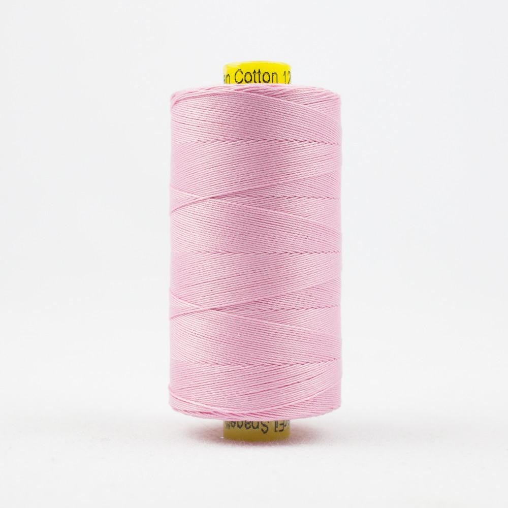 SP46 - Spagetti 12wt Egyptian Cotton Baby Pink Thread - wonderfil-online-eu