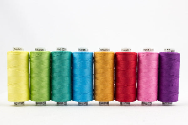 Egyptian Cotton Thread Packs - wonderfil-online-eu