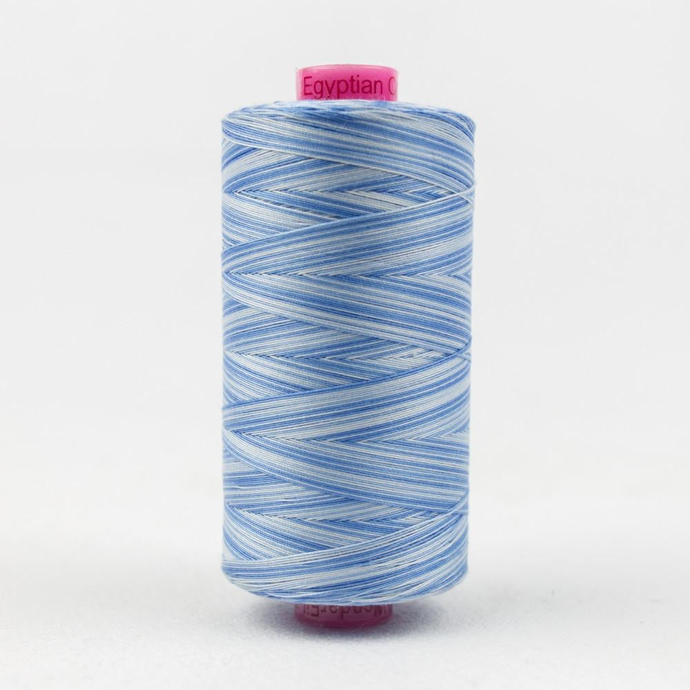 TU21 - Tutti 50wt Egyptian Cotton Sky Blue Thread - wonderfil-online-eu