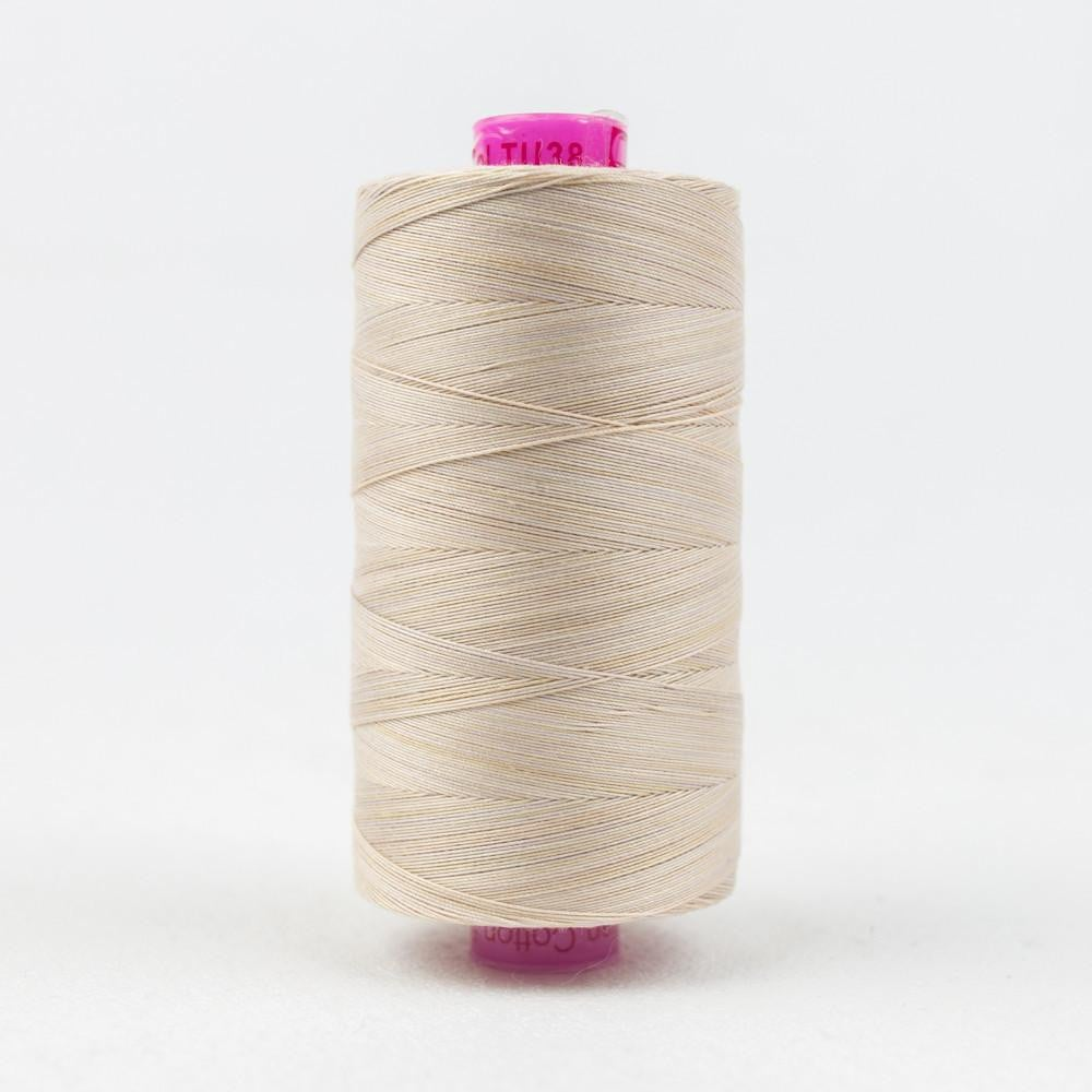 TU38 - Tutti 50wt Egyptian Cotton Wheat Thread - wonderfil-online-eu