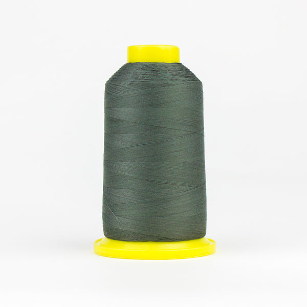 UL111 - Ultima 40wt Cotton Wrapped Polyester Green Grey Thread - wonderfil-online-eu