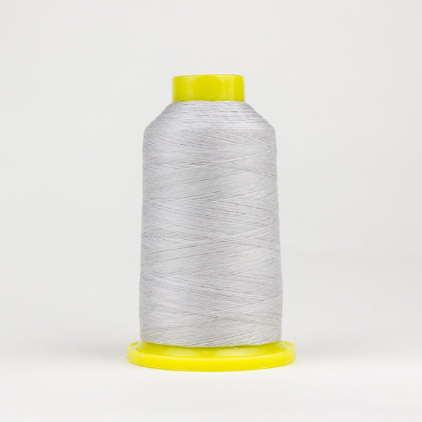 UL113 - Ultima 40wt Cotton Wrapped Polyester Light Grey Thread - wonderfil-online-eu