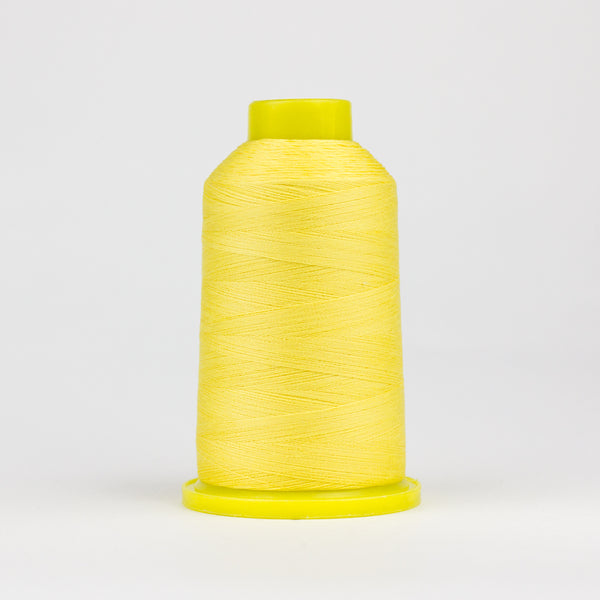 UL118 - Ultima 40wt Cotton Wrapped Polyester Yellow Thread - wonderfil-online-eu