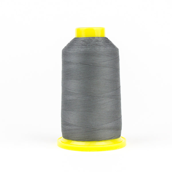 UL132 - Ultima 40wt Cotton Wrapped Polyester Elephant Grey Thread - wonderfil-online-eu