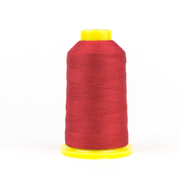 UL202 - Ultima 40wt Cotton Wrapped Polyester Red Thread - wonderfil-online-eu