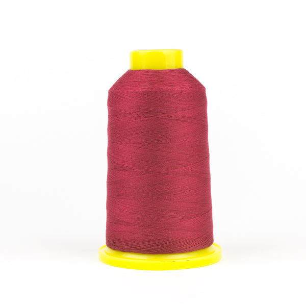 UL209 - Ultima 40wt Cotton Wrapped Polyester Raspberry Thread - wonderfil-online-eu