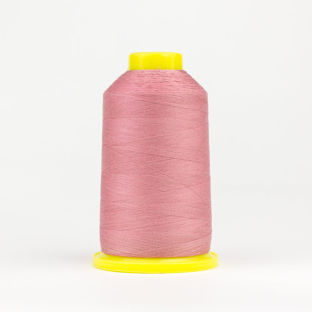 UL221 - Ultima 40wt Cotton Wrapped Polyester Rosy Pink Thread - wonderfil-online-eu
