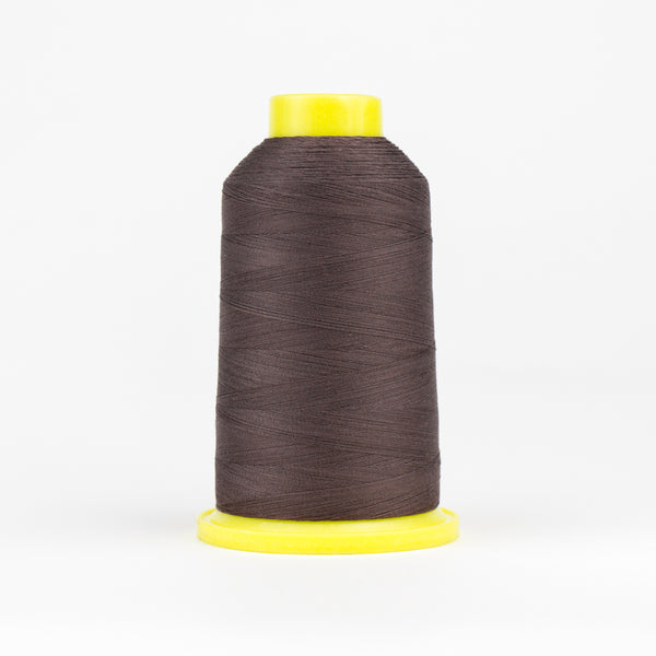UL245 - Ultima 40wt Cotton Wrapped Polyester Chestnut Thread - wonderfil-online-eu