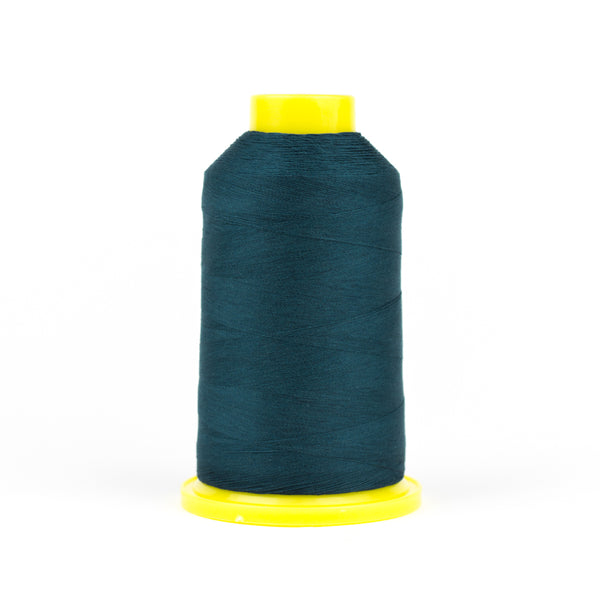UL301 - Ultima 40wt Cotton Wrapped Polyester Navy Thread - wonderfil-online-eu