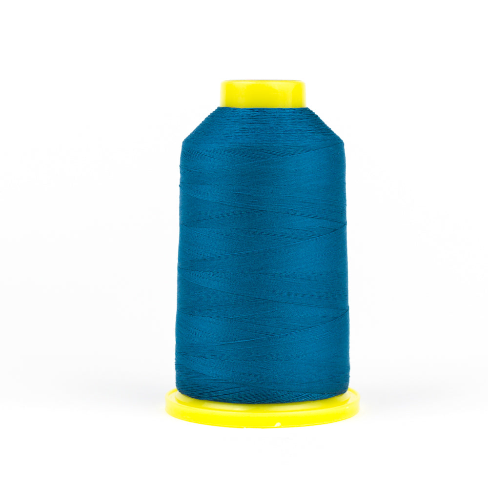 UL302 - Ultima 40wt Cotton Wrapped Polyester Royal Blue Thread - wonderfil-online-eu