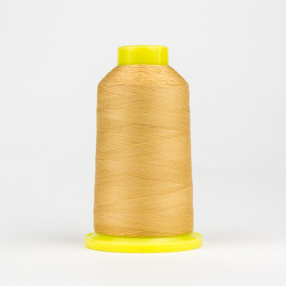 UL410 - Ultima 40wt Cotton Wrapped Polyester Goldenrod Thread - wonderfil-online-eu