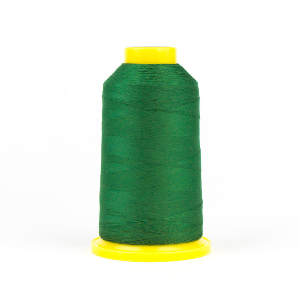 UL501 - Ultima 40wt Cotton Wrapped Polyester Ever Green Thread - wonderfil-online-eu