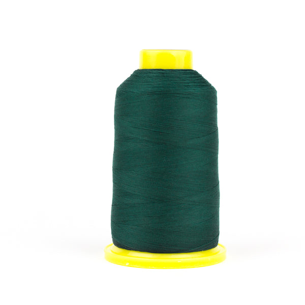 UL509 - Ultima 40wt Cotton Wrapped Polyester Dark Green Thread - wonderfil-online-eu