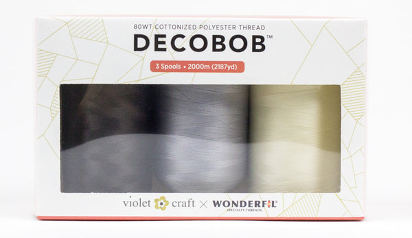 VCP-DB Violet Craft DecoBob Pack