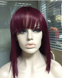 Straight bob Ambre Full Lace wig