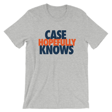 Case Hopefully Knows - Short-Sleeve Unisex T-Shirt