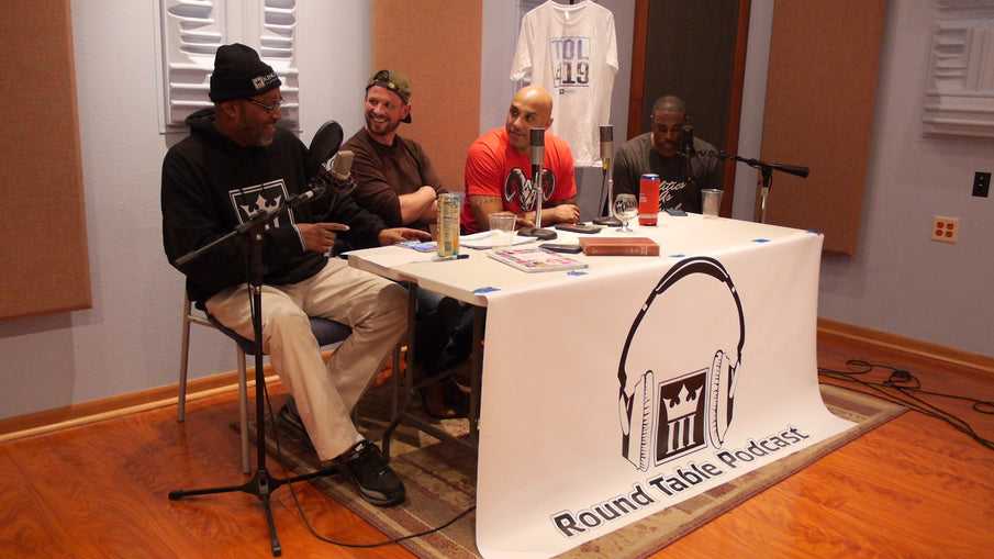 Round Table Podcast.News 3kingsclothing