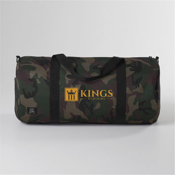 3Kings Camo Area Duffel Bag - 3KingsClothing ,blogs ,fashion, jordan , t-shirts, sweatshirts, hoodie, dad hat,