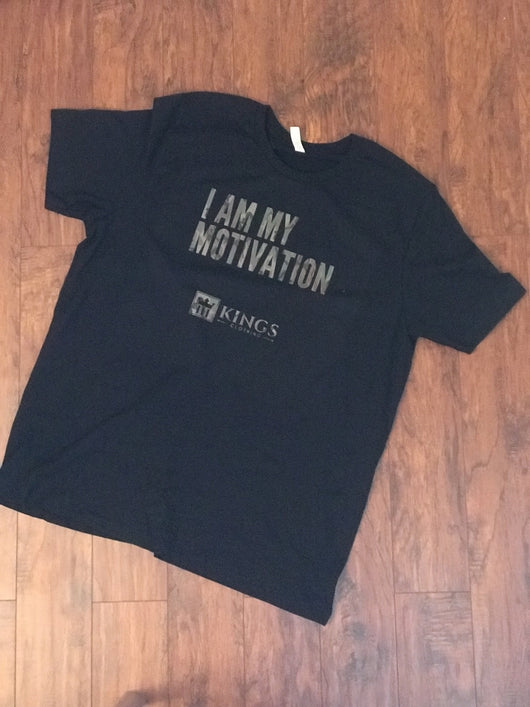 "3Kings Camo ""I Am My Motivation"" Tee - 3KingsClothing ,blogs ,fashion, jordan , t-shirts, sweatshirts, hoodie, dad hat,"