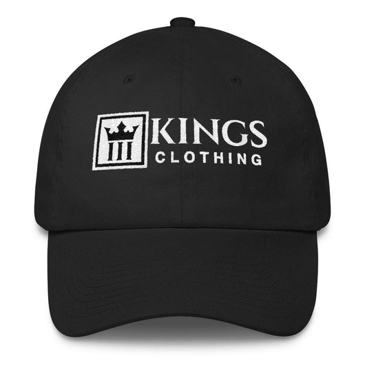 3Kings Logo Dad Hat - 3KingsClothing ,blogs ,fashion, jordan , t-shirts, sweatshirts, hoodie, dad hat,