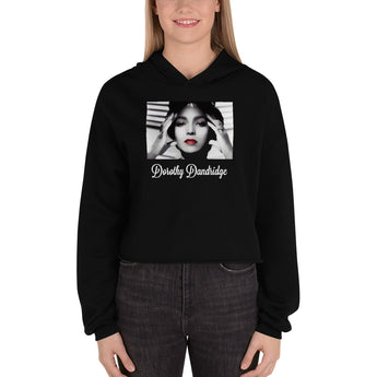 3Kings Lady Dandridge Crop Hoodie - 3KingsClothing ,blogs ,fashion, jordan , t-shirts, sweatshirts, hoodie, dad hat,