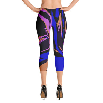 3Kings Capri Leggings - 3KingsClothing ,blogs ,fashion, jordan , t-shirts, sweatshirts, hoodie, dad hat,