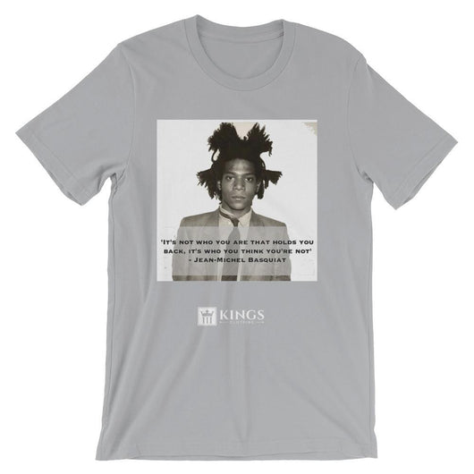 3Kings Jean-Michel Basquiat Unisex short sleeve t-shirt - 3KingsClothing ,blogs ,fashion, jordan , t-shirts, sweatshirts, hoodie, dad hat,
