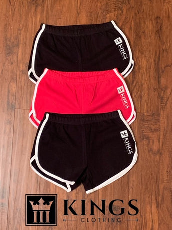 3kings Interlock Running Shorts