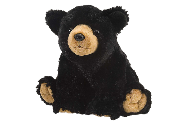 Black Bear - Animal Adoption Kit