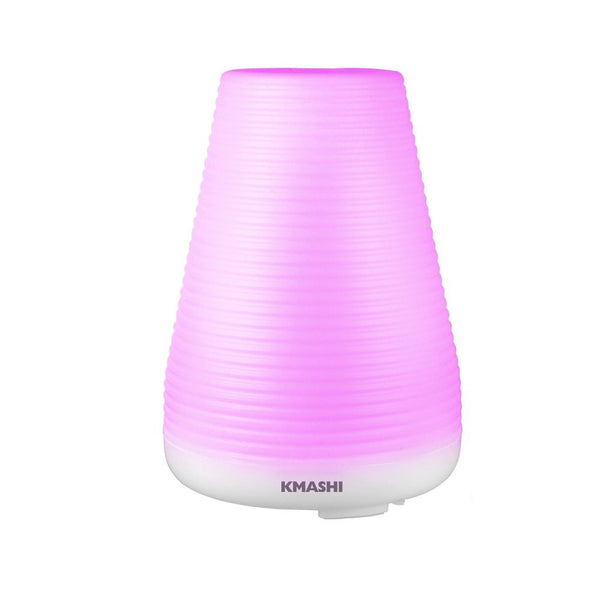 KMASHI Essential Oil Diffuser for Aromatherapy, 100ml Air Humidifier