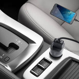 KMASHI Qualcomm Quick Charge 2.0 Car Charger