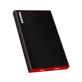KMASHI 20000mAh Portable Charger, Quick Charge 3.0 Power Bank with Metal Case