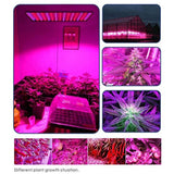 45W LED Grow Light,Hoohome New Light Plant Bulbs Plant Growing Bulb for Hydroponic Aquatic Indoor Plants