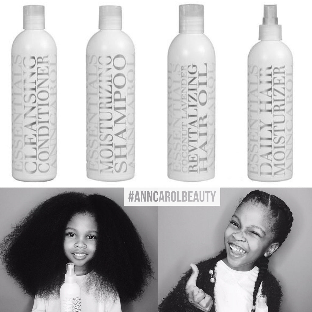 CHILDREN'S HAIRCARE MADE SIMPLE