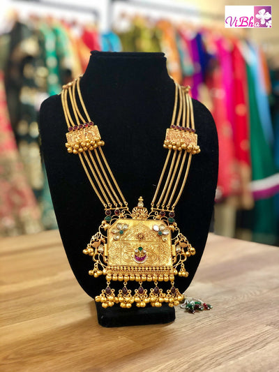 Jewelry - Temple Jewelry Long Haaram