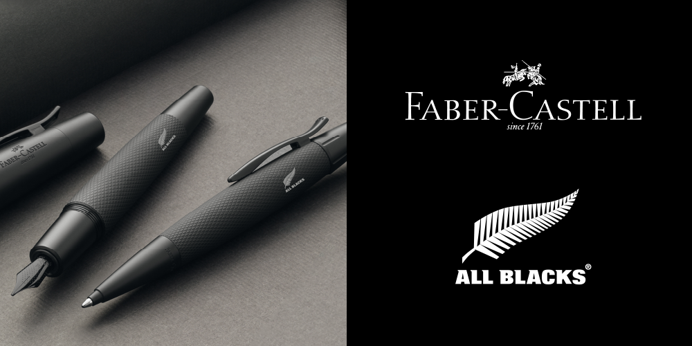 Faber-Castell All Blacks e-motion